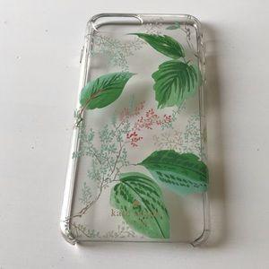 Kate Spade Floral/Leaf 7&8 Plus Phone Case